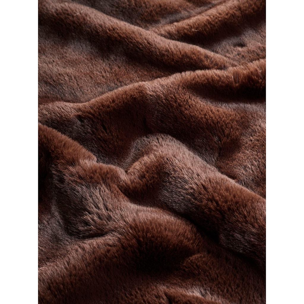 Star Home Textil Wohndecke »Rabbit«, besonders weich und hochwertig