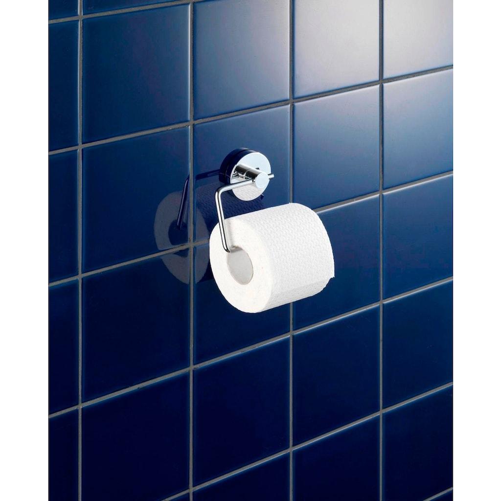 WENKO Toilettenpapierhalter »Milazzo«, Vacuum-Loc