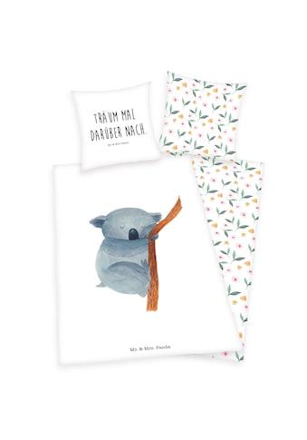 Herding Kinderbettwäsche »Mr. & Mrs. Panda, Baumwoll-Renforcé« kaufen