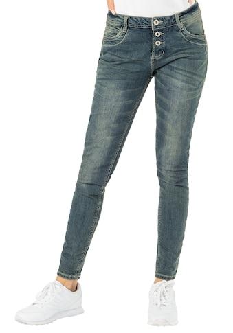 SUBLEVEL Skinny-fit-Jeans, mit Knopfleiste kaufen
