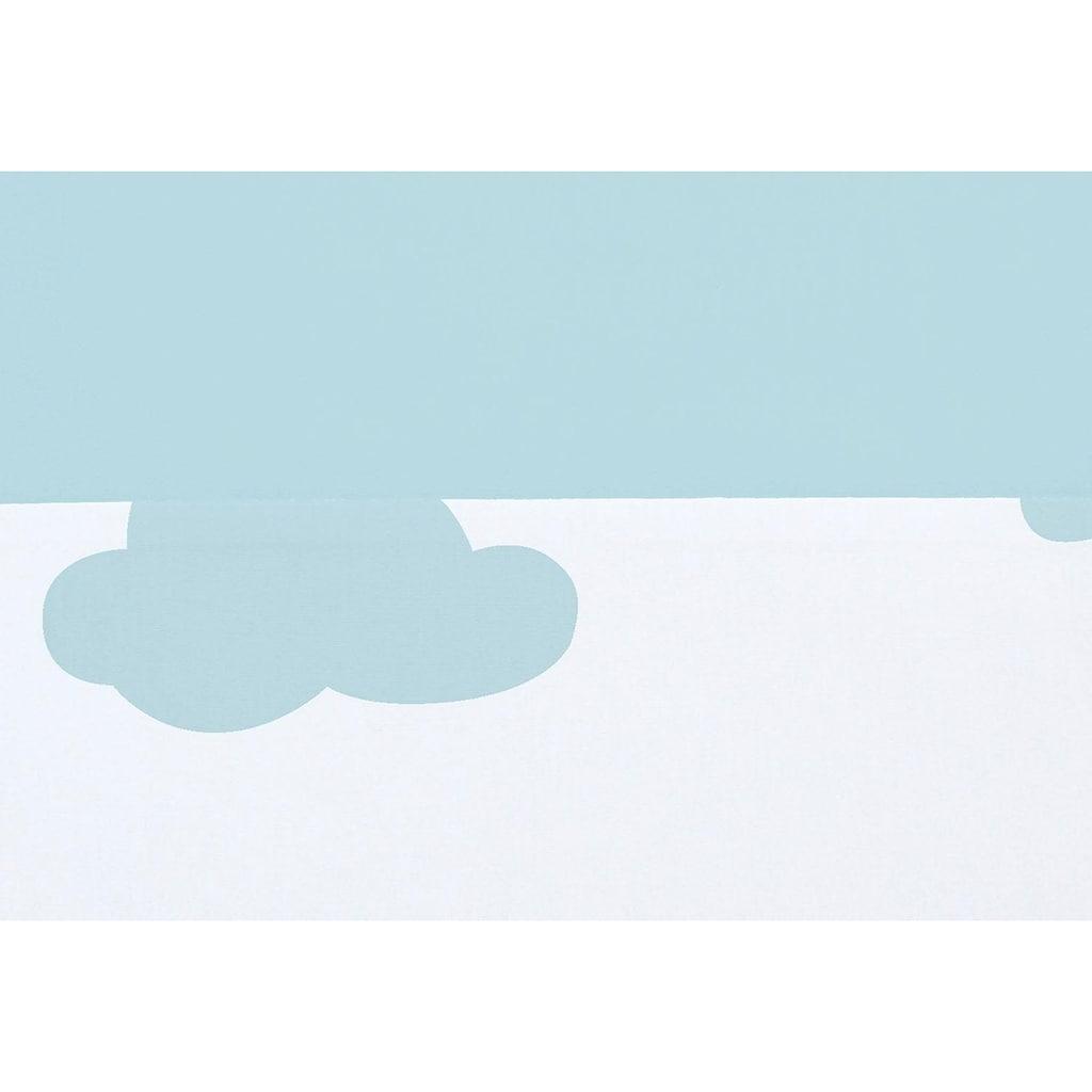 Pinolino® Babybettwäsche »Wölkchen«, mit niedlichen Wolken