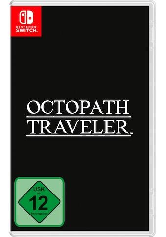 Nintendo Switch Spiel »Octopath Traveler«, Nintendo Switch kaufen