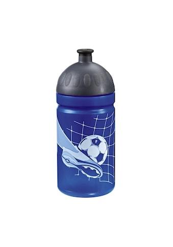 """Step by Step Trinkflasche »Fassungsvermögen 0,5 l«, """"Soccer Team Fußball"""" Blau kaufen"""