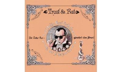 Musik-CD »Trost & Rat (Frisch Gemast / Ostbahn-Kurti & Chefpartie« kaufen
