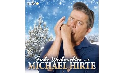 Musik-CD »Frohe Weihnachten mit Michael Hirte / Hirte,Michael« kaufen