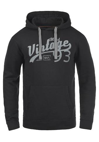 Blend Hoodie »Vince«, Kapuzensweatshirt mit Frontprint kaufen