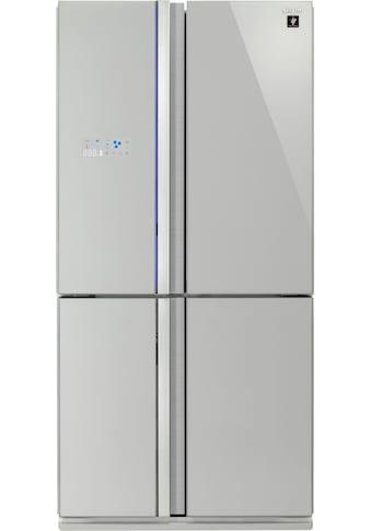 Sharp Multi Door, 183 cm hoch, 89,2 cm breit kaufen