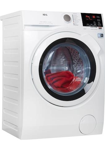 AEG Waschtrockner »LAVAMAT KOMBI L7WB65684«, Serie 7000, mit DualSense für schonende... kaufen
