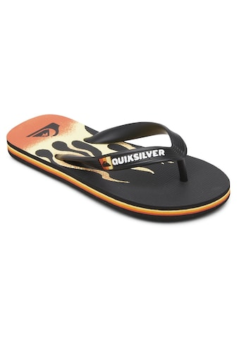 Quiksilver Sandale »Molokai Flame« kaufen