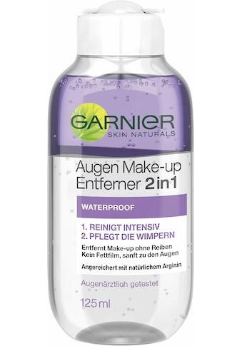 GARNIER Augen-Make-up-Entferner, mit 2-Phasen-Wirkung kaufen