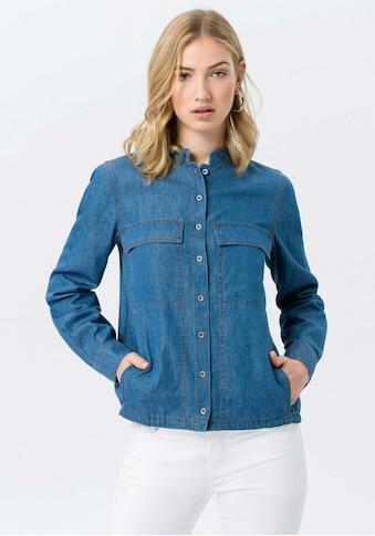 Peter Hahn Langarmbluse »Jeans - Bluse« kaufen