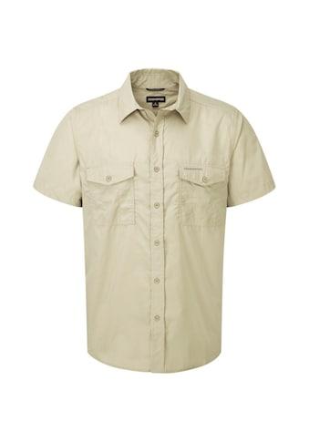 Craghoppers Kurzarmhemd »Outdoor Klassik Herren Kiwi« kaufen