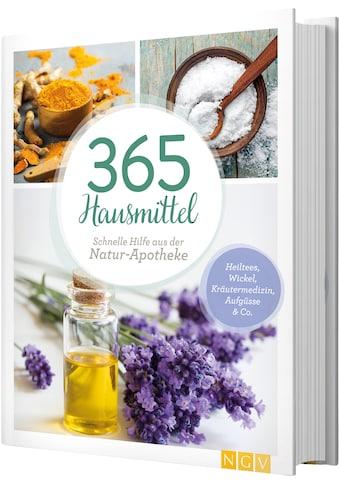 Buch »365 Hausmittel / Paula Krüger« kaufen