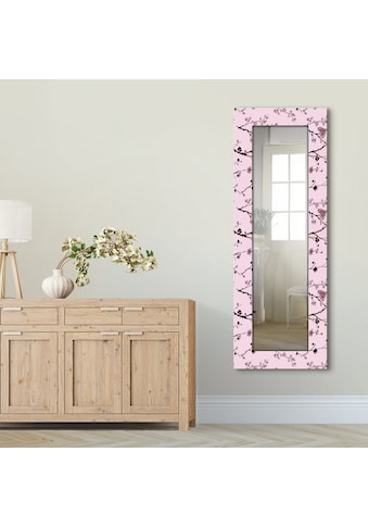 Artland Wandspiegel »Chinesischer Stil«, gerahmter Ganzkörperspiegel mit Motivrahmen,... kaufen