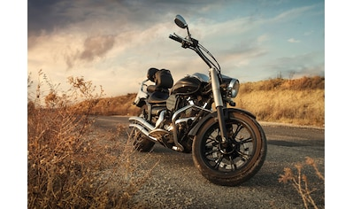CONSALNET Vliestapete »MOTOR«, in verschiedenen Größen kaufen