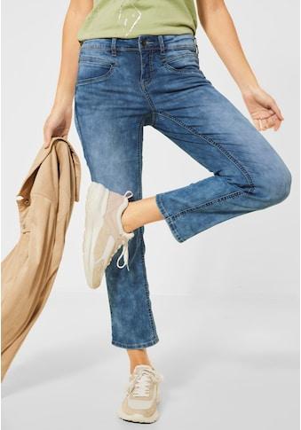 STREET ONE 7/8-Jeans, 4-Pocket Style kaufen