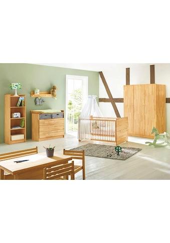 Pinolino® Babyzimmer-Komplettset »Natura«, (Set, 3 St.), breit groß; mit Kinderbett,... kaufen