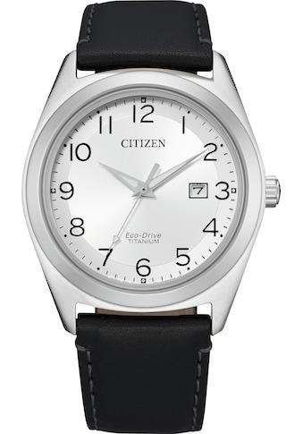 Citizen Titanuhr »super Titanium, AW1640-16A« kaufen