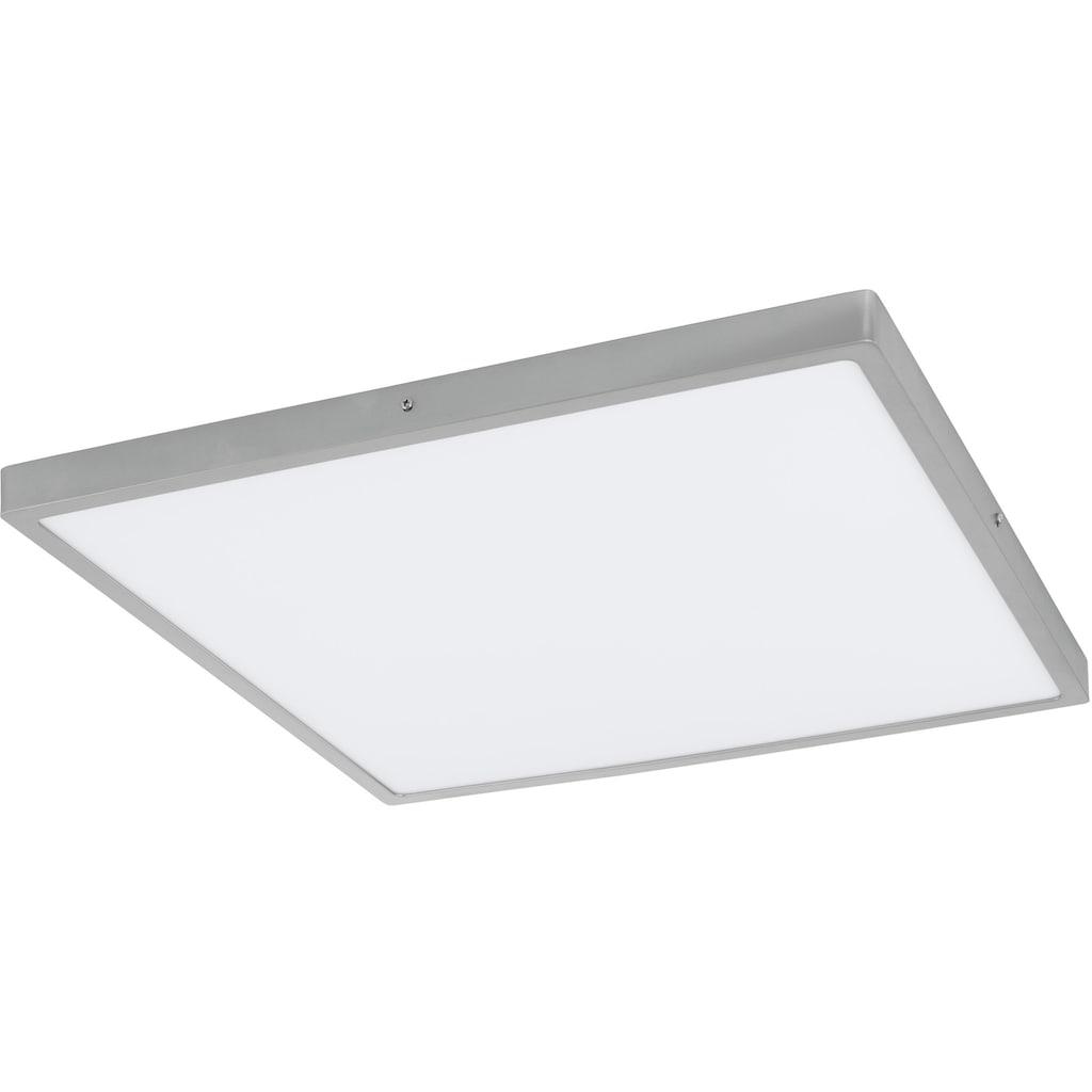 EGLO Aufbauleuchte »FUEVA 1«, LED-Board, 1 St., Neutralweiß, schlankes Design, nur 3 cm hoch