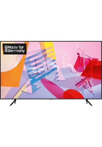 "Samsung QLED-Fernseher »GQ85Q60TGU«, 214 cm/85 "", 4K Ultra HD, Smart-TV kaufen"