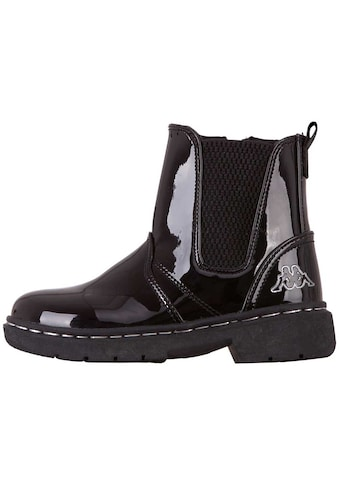 Kappa Chelseaboots »ELLISH SHINE KIDS«, - modisch shimmerndes Obermaterial kaufen