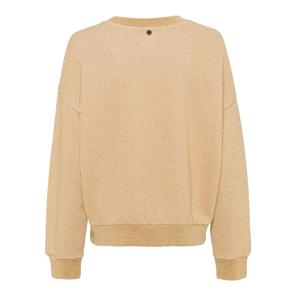 Replay Sweatshirt, mit auffälligem Markendruck