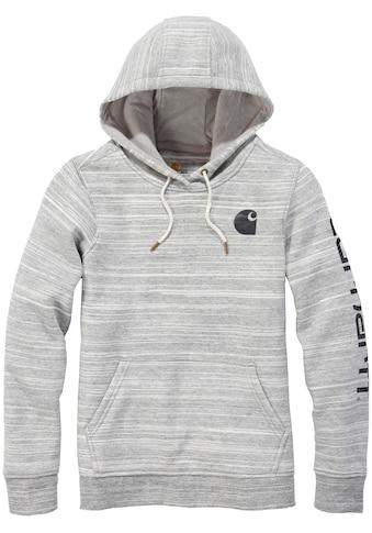 CARHARTT Sweatshirt »CLARKSBURG«, SHADOW SPACE DYE, Damen Pullover kaufen