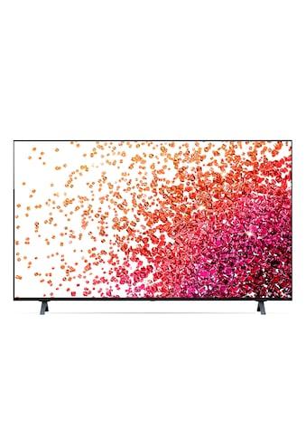"LG LED-Fernseher »50NANO756PA«, 126 cm/50 "", 4K Ultra HD, Smart-TV kaufen"