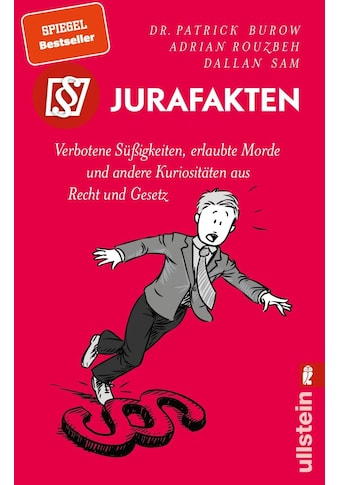 Buch »Jurafakten / Dallan Sam, Patrick Burow, Adrian Rouzbeh« kaufen