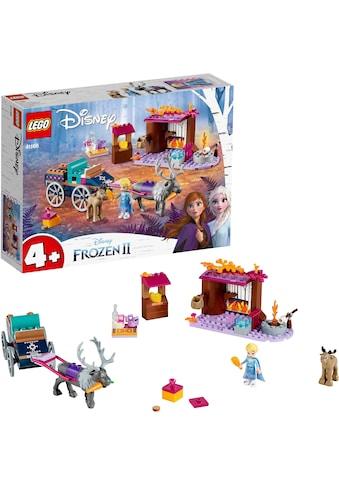 """LEGO® Konstruktionsspielsteine """"Elsa und die Rentierkutsche (41166), LEGO® Disney Princess"""", Kunststoff, (116 - tlg.) kaufen"""