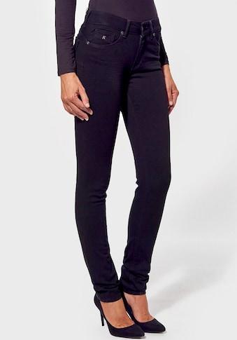 Kaporal Slim-fit-Jeans »FLORE«, mit coolem Design auf den Hosentaschen kaufen