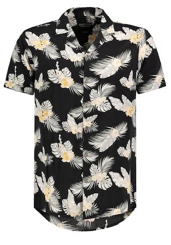 Eight2Nine Kurzarmhemd, mit tropischem Print kaufen