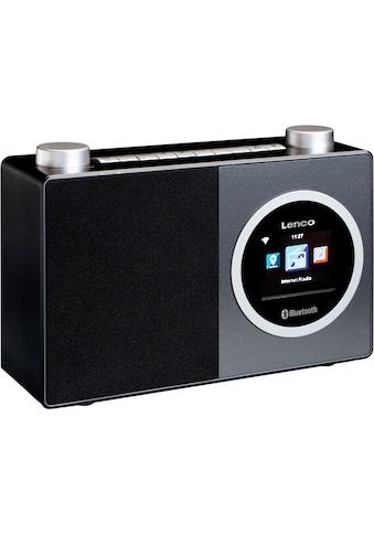 Lenco Internet-Radio »DIR-70«, (Bluetooth-WLAN Digitalradio... kaufen