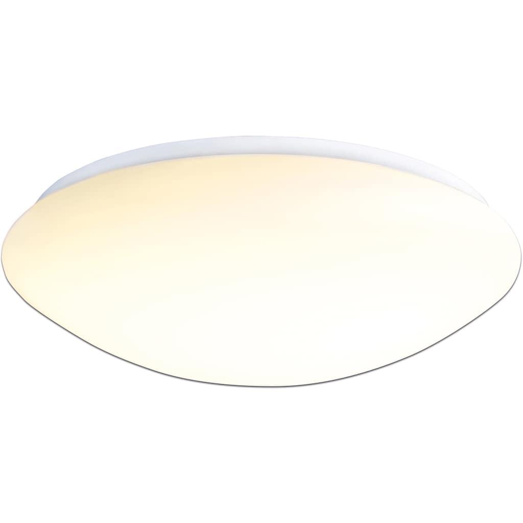 näve LED Deckenleuchte »Dublin«, LED-Board, LED Deckenlampe
