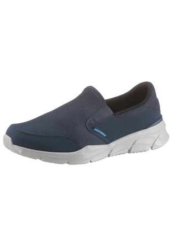 Skechers Slip-On Sneaker »Equalizer«, mit Air Cooled Memory Foam Ausstattung kaufen