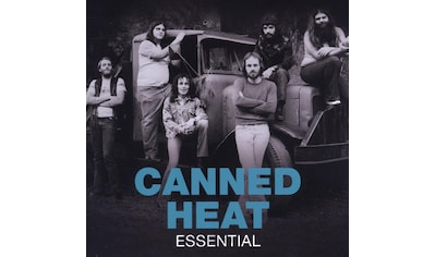 Musik-CD »Essential / CANNED HEAT« kaufen
