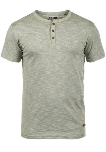Solid Rundhalsshirt »Sigos« kaufen