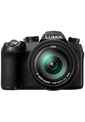 Panasonic »Premium Bridge LUMIX DC DC - FZ10002EG« Superzoom - Kamera (LEICA DC VARIO - ELMARIT F2.8 - 4/ 25 - 400mm, 20,1 MP, 16x opt. Zoom, WLAN (Wi - Fi) Bluetooth) kaufen