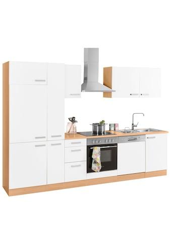 OPTIFIT Küchenzeile »Odense«, Breite 300 cm, inkl.  Hanseatic - Elektrogeräten kaufen