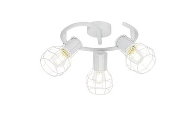 Brilliant Leuchten Siza Spotspirale 3flg weiß kaufen