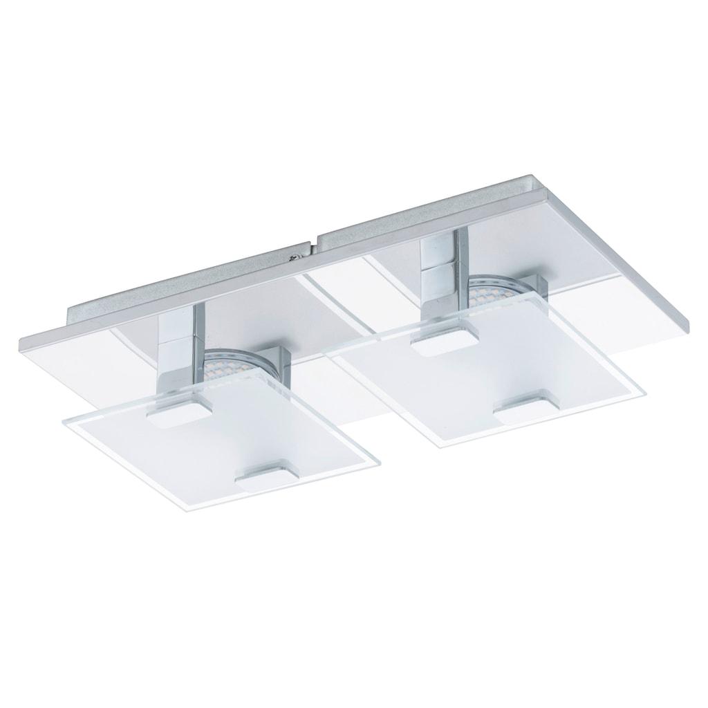EGLO LED Deckenleuchte »VICARO«, LED-Board, Warmweiß, LED tauschbar