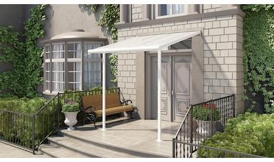 PALRAM Terrassendach , weiß, BxT: 230x230 cm kaufen