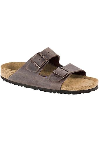 Birkenstock Sandale »452763«, BArizona FL WB Habana kaufen