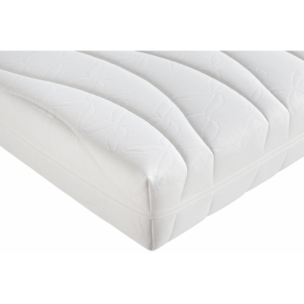 Malie Gelschaummatratze »Gelax®-Comfortflex® Luxus«, 20 cm cm hoch, Raumgewicht: 28 kg/m³, (1 St.)