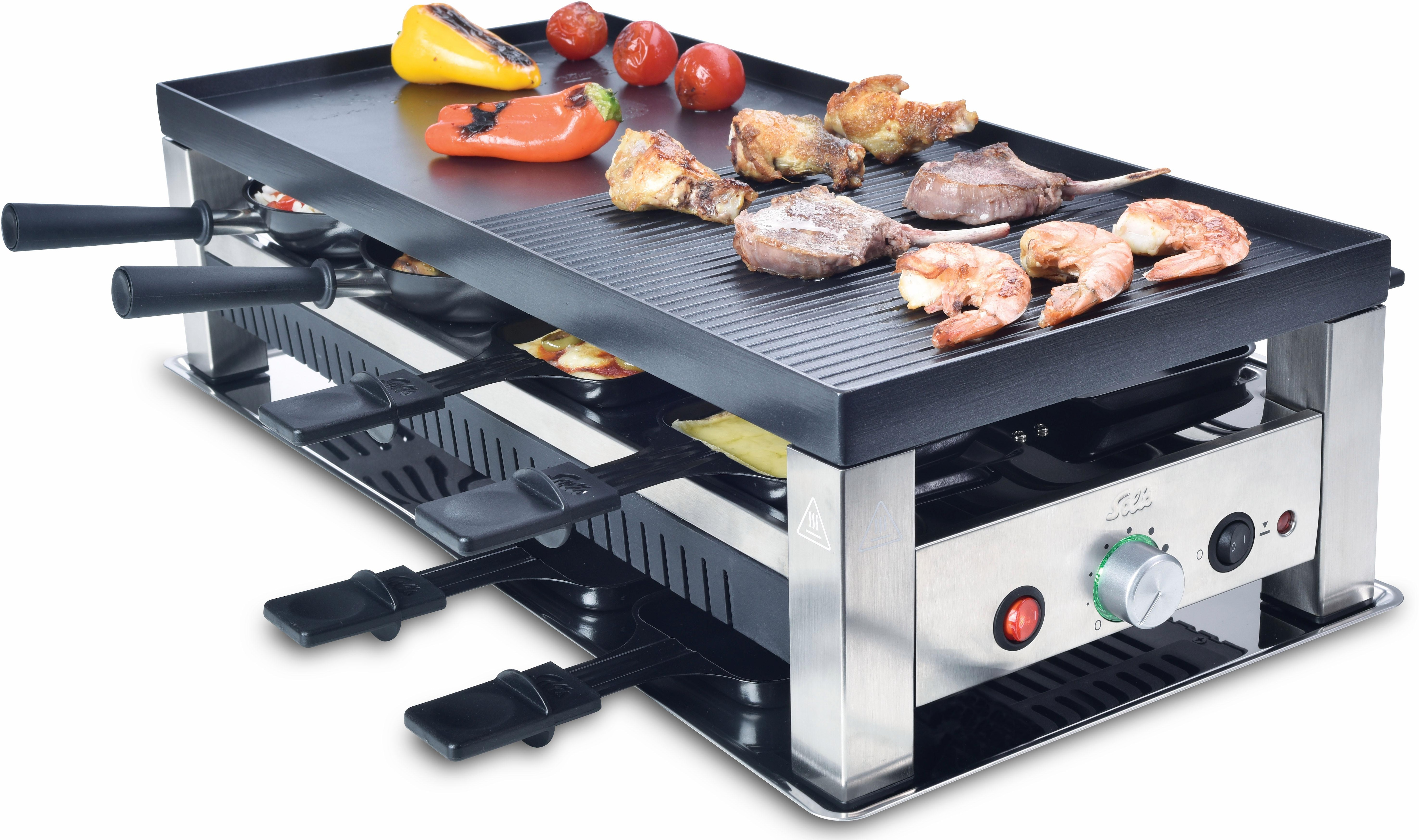 Grill SOLIS 5 in 1 Table Grill, Typ 791