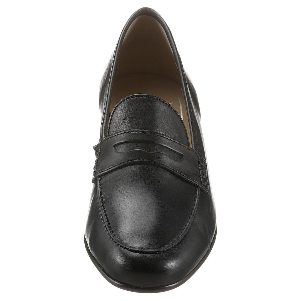 Ara Slipper »KENT«, in eleganter Form, schmale Schuhweite