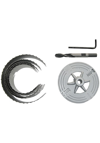 Connex Lochsäge »60 - 95mm«, für Rohrdurchführungen, Ventilationsinstallationen und... kaufen