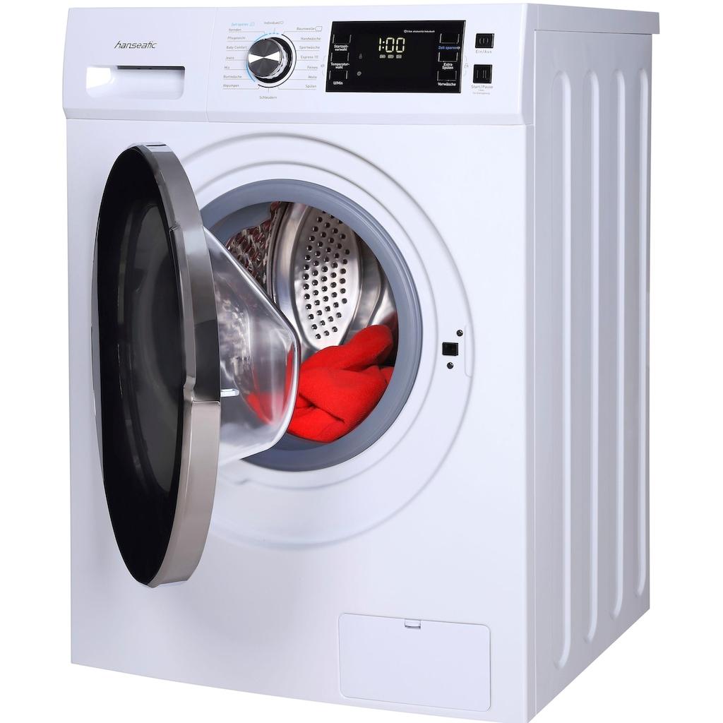 Hanseatic Waschmaschine HWMB814A3