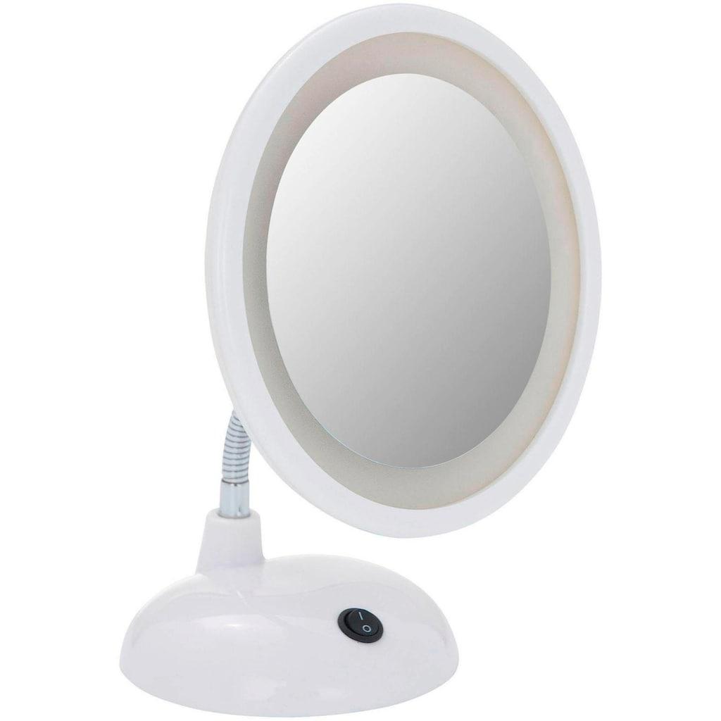 WENKO Kosmetikspiegel »Style«, 3-fach Vergrösserung