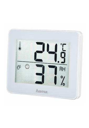 "Hama Thermo-/Hygrometer ""TH-130"", Weiß kaufen"